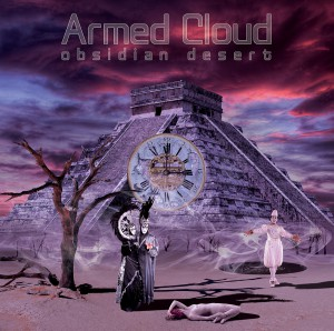 Armed Cloud Obsidian Desert Cover